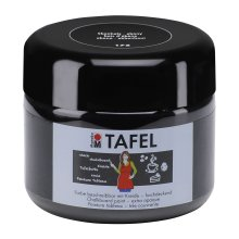 Marabu 225ml Blackboard Paint - Black - Ebony Chalkboards -  marabu 225ml blackboard paint ebony chalkboards