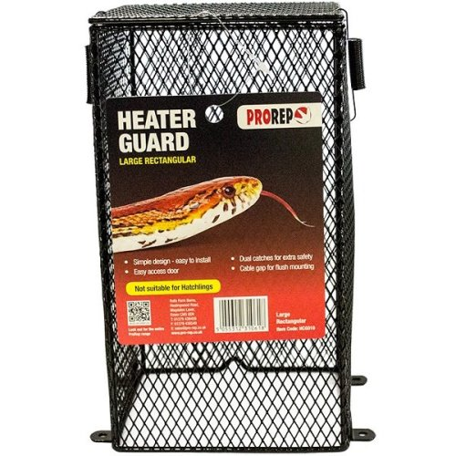 ProRep Large Rectangular Heater Guard