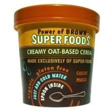 Of the Earth Power of Brown Superfoods Breakfast Pot 65g