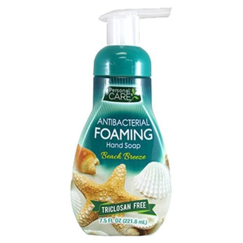 Personal Care Products 222969 7.5 oz Antibacterial Foaming Hand Soap