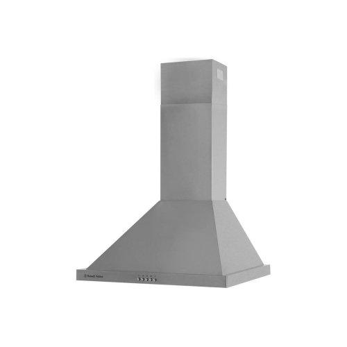 Russell Hobbs 60cm Wide 5 Function LED Light Cooker Hood Stainless Steel