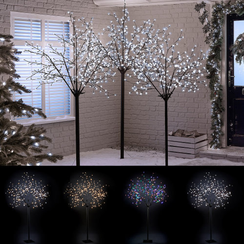 Winter Workshop LED Kyoto Christmas Tree Indoor & Outdoor Multi Function Lights