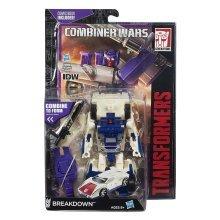 Transformers Generations Combiner Wars Deluxe Breakdown Action Figure With Comic