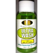 Ultra Kleen - 1 oz Mouthwash - Salvia Cleansing Mouth Wash