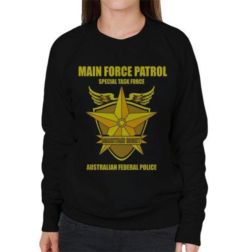 Main Force Patrol Mad Max Women's Sweatshirt