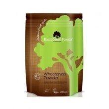 Rainforest Foods - Organic NZ Wheatgrass Powder 200g