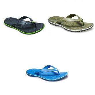 Crocs Mens Crocband Flip Flops