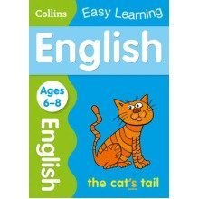 Collins Easy Learning Ks1: English Ages 6-8