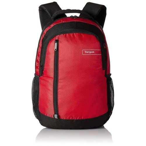 Targus Tsb89103us Sport Backpack With Padded Laptop Compartment For 15 6 In Red