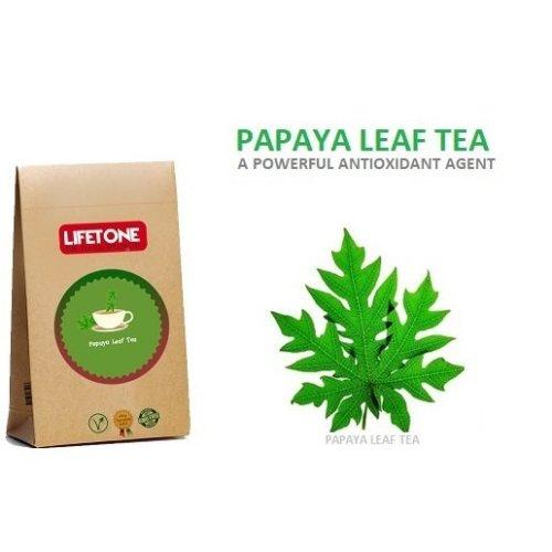Tropical Papaya leaf,The immune booster,Detox agent,20 Teabags