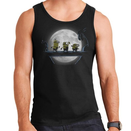 Minions Log Sunset Men's Vest