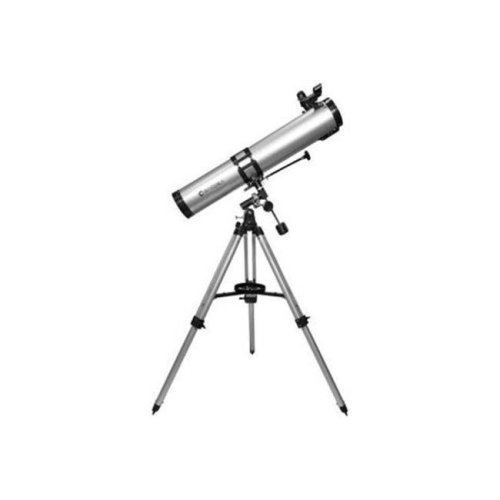Barska Optics AE10758 675 Power- 900114 Starwatcher Reflector- EQ- Silver-Red Dot Finderscope- Astronomy Software