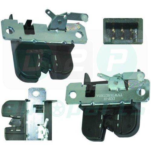 TAILGATE BOOT LOCK LATCH CATCH MECHANISM FOR VW MULTIVAN MK5 TRANSPORTER T5 T6