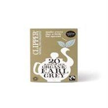 Clipper Fairtrade Organic Earl Grey Tea 20 Bags