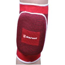 Multifunctional Competition Volleyball Knee Pads, Red