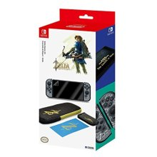 HORI Zelda Breath of the Wild Starter Kit for Nintendo Switch Officially Licensed by Nintendo - Nintendo Switch;