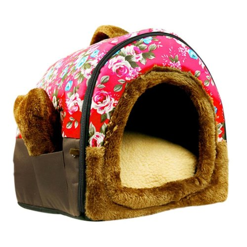Lovely Dog&Cat Bed/Soft and Warm Pet House Sofa, 37*30*30cm/NO.2