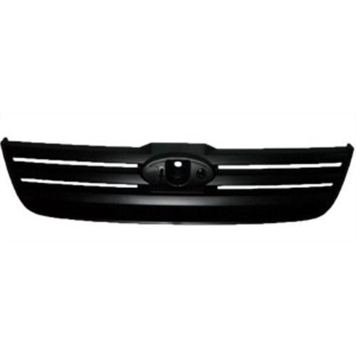 Ford Transit Connect Van 2009-2013 Front Grille Black
