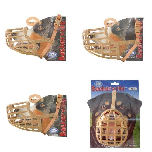 Baskerville Box Design Dog Muzzle
