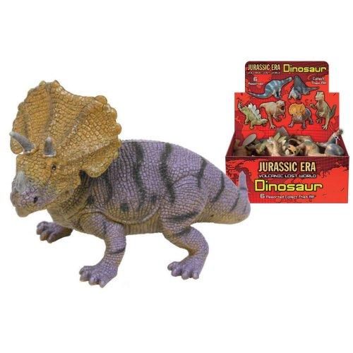 Dinosaurs 17-20Cm 6 Assorted