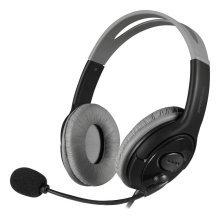 Speedlink Luta Stereo PC Headset with Micorphone 3.5mm Jack - Black