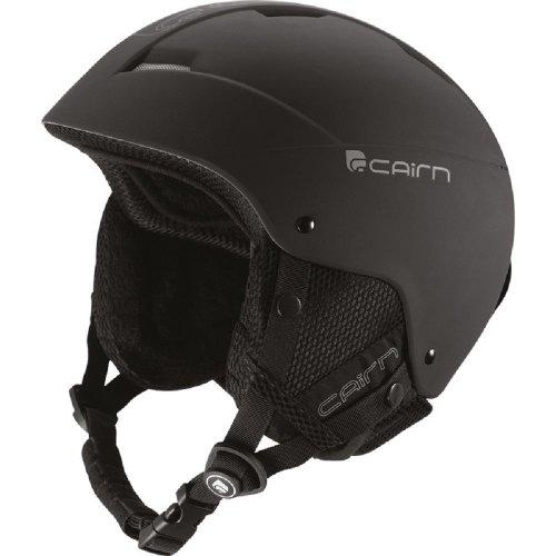 Cairn Android J Matt Black Helmet Junior 48/50