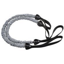 Fitness&Exercise Band High-elastic Resistance Auxiliary Elastic Rope Gray