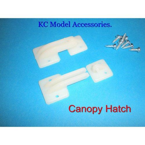 Canopy Hatch Two Part inc Screws