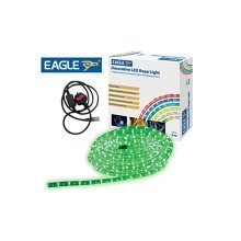 Eagle Static LED Rope Light 6m green
