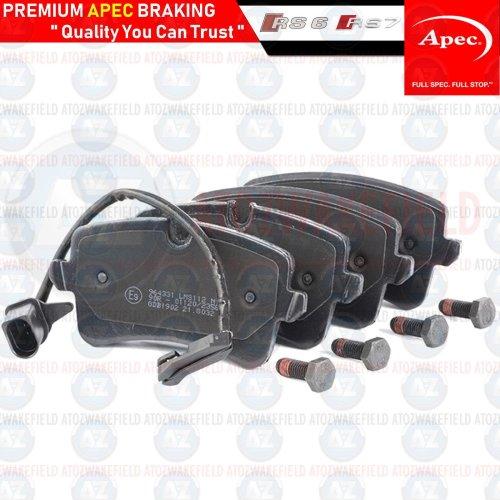 Fits Porsche Boxster 986 2.5 Genuine OE Quality Apec Rear Disc Brake Pads Set