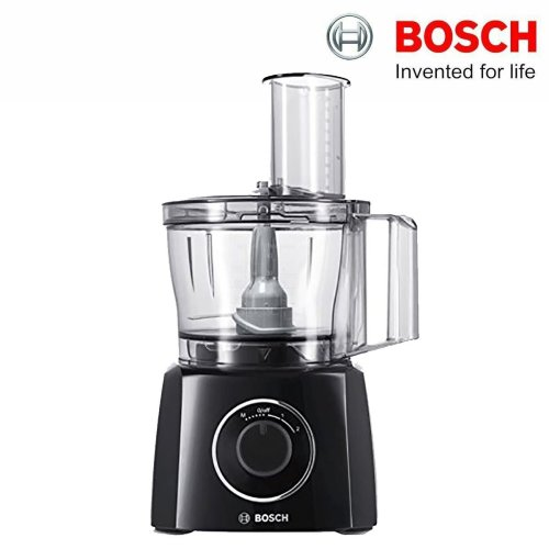 Bosch MCM3301BGB Multi Talent 3 Compact Food Processor 2 Speed Settings Black