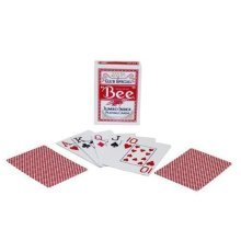 Bee Jumbo Index Playing Cards (colours vary) 1 Deck
