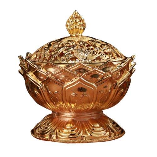 Burner Stove Vaporizer Tea Room Temple Ornaments Auspicious Sandalwood Incense