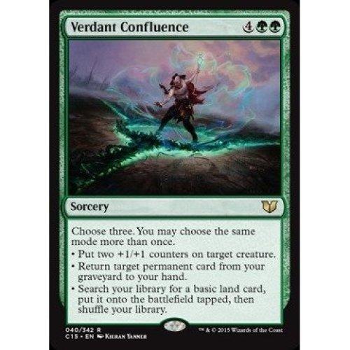 Magic: the Gathering - Verdant Confluence (040/342) - Commander 2015