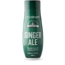 Sodastream Concentrate Syrup 440ml. Ginger Ale
