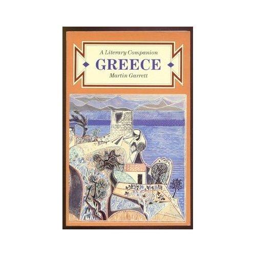 Greece:A Literary Companion