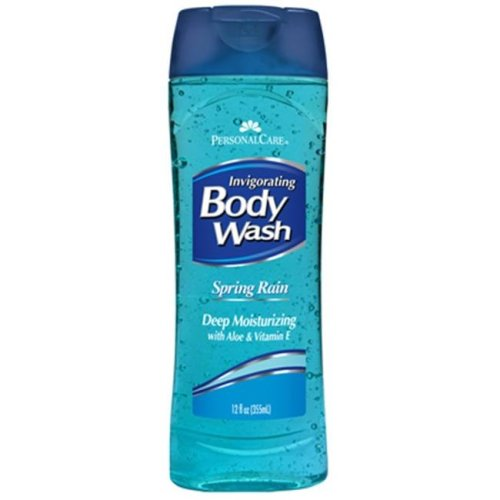 Personal Care 92117-7 Spring Rain Invigorating Body Wash - 12 oz., Pack of 12