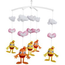 Modern Baby Mobile Baby Music Mobile The Best Gift For Babies