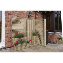 Vertical Slat Panel (Pack of two)