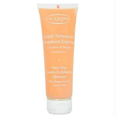 Clarins One Step Gentle Exfoliating Cleanser, 4.2 Ounce