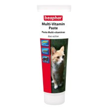 Beaphar Cat Multi Vitamin Paste 100g (Pack of 6)