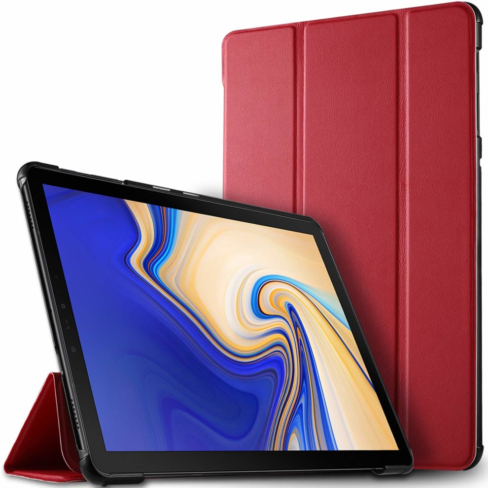 ELTD Samsung Galaxy Tab S4 10 5 T830N/T835N Case, Flip Slim light Automatic  Sleep & Wake Function Shell Case Cover for Samsung Galaxy Tab S4