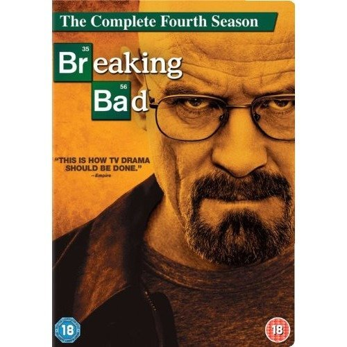 Breaking Bad - Season 4 (d/c)