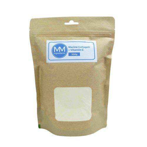 Marine Collagen plus Vitamin C 500g