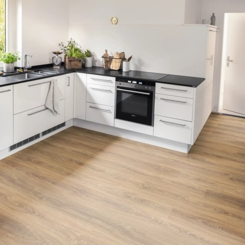 Egger Laminate Flooring Planks 41.79m² 8mm Toscolano Oak Nature Board Carpet