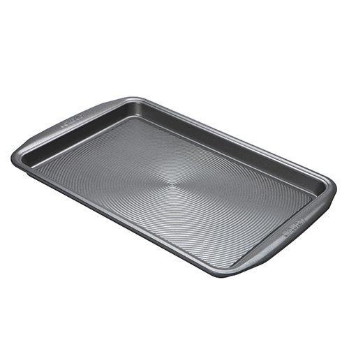 Circulon Momentum Bakeware Carbon Steel 47x27 cm Non-Stick Oven Tray - Grey