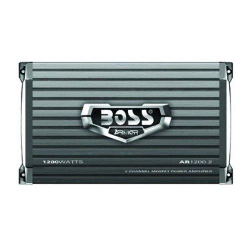 ARMOR 1200 Watts, 2-Channel Amplifier - AVA-AR1200.2