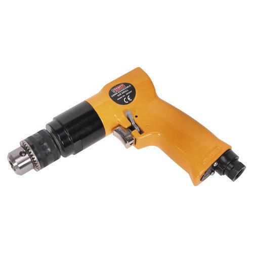 Sealey Siegen S01047 Diameter 10mm Reversible Air Drill 1800rpm