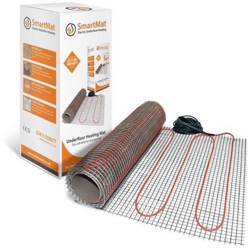 SmartMat 100w/m2 9.0m2 900w Underfloor Heating Mat