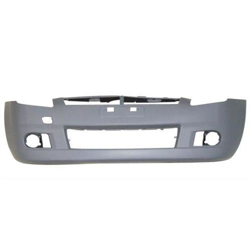 Suzuki Swift 5 Door Hatchback  2005-2008 Front Bumper Primed (Standard Models)